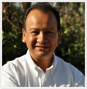 Gabriel Mitarbeiter von Buenos Dias Mexico