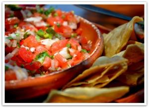 Mexikanscher Taco Salat