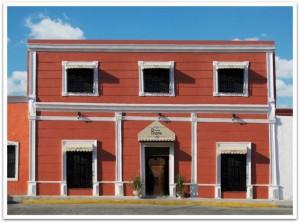 Hotel Del Peregrino in Mérida auf Yucatán