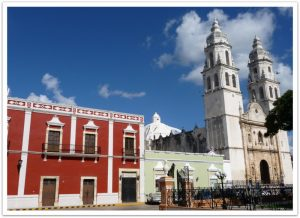 Campeche in Mexiko