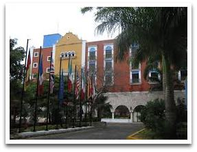 hotel holiday inn in merida auf yucatán