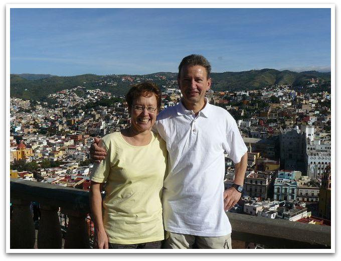 Gäste von Buenos Dias Mexico