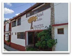 hotel la ceiba in chiapa de corzo in mexiko