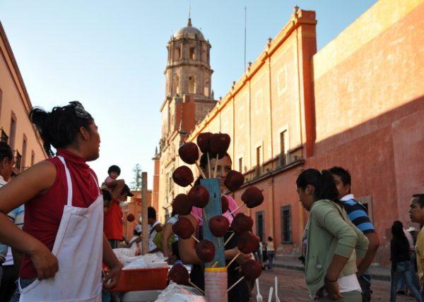 Historisches Zentrum Queretaro