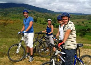 Bike Tour Oaxaca