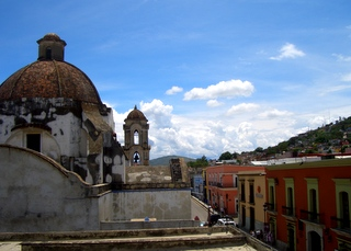 Historisches Zentrum Oaxaca