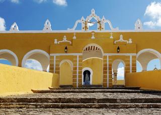 Convento Izamal Mexico