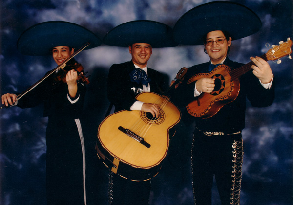 mariachi oro negro