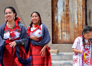 Women in Oaxaca