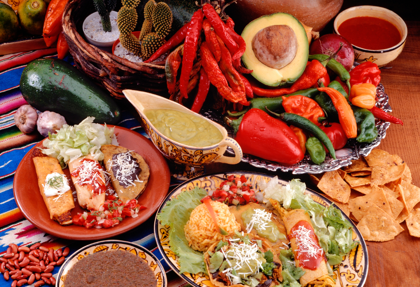 BUEN PROVECHO – mexikanische Rezepte: Enchiladas Querétanas