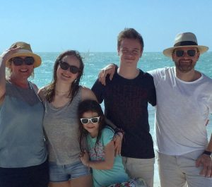 Familienreise Yucatan