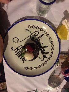 Mexikanischer Schokoladenkuchen