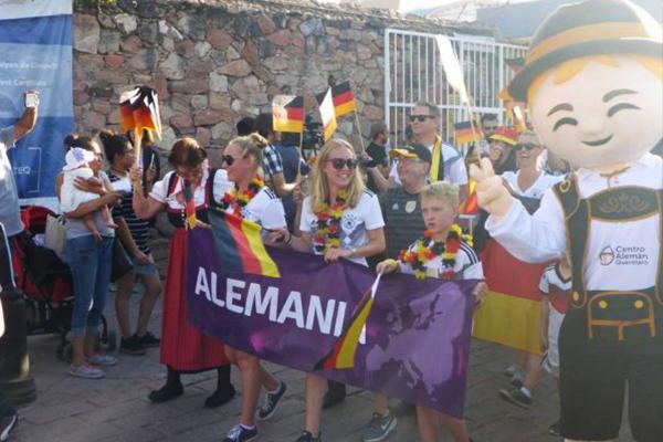 """Eine Stadt in """"Feierlaune""""- international & kulinarisch"""