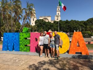 Familienurlaub in Merida